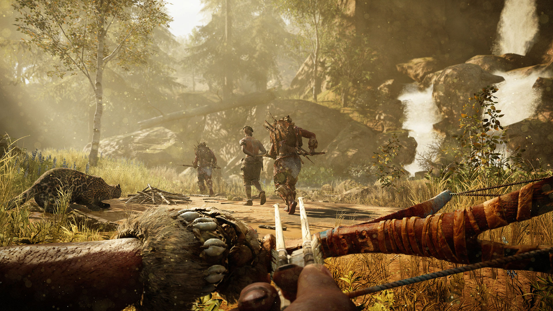 Far Cry Primal Artwork Video Games Wallpapers Hd: Far Cry Primal On Xbox One, PS4, & PC