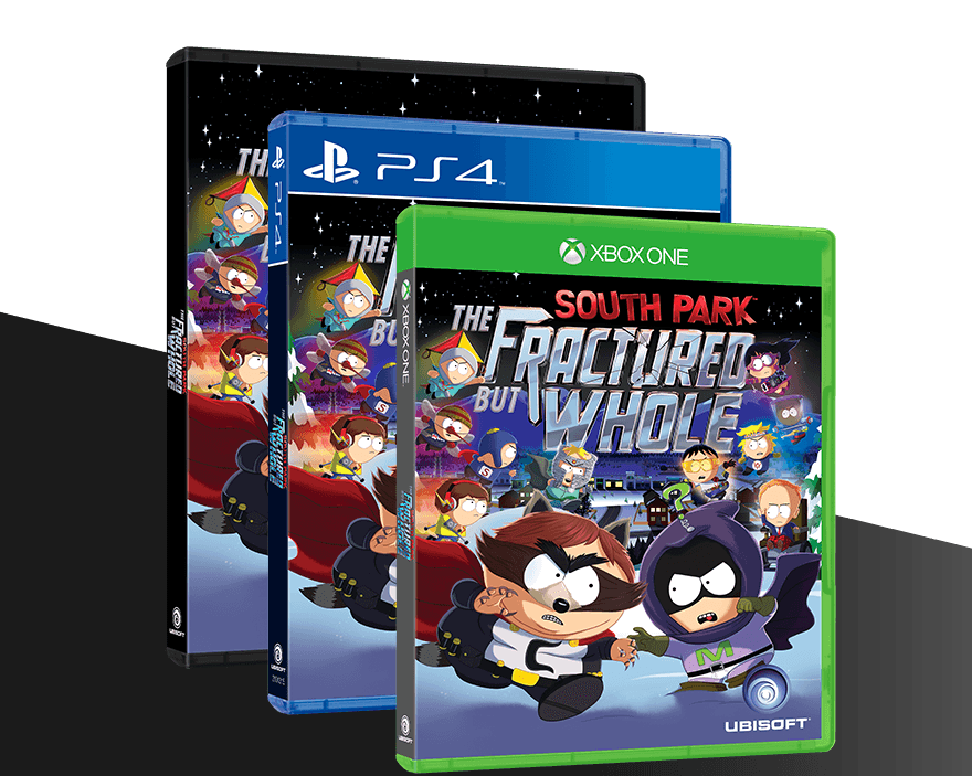South Park The Fractured But Whole On Ps4 Xbox One Pc