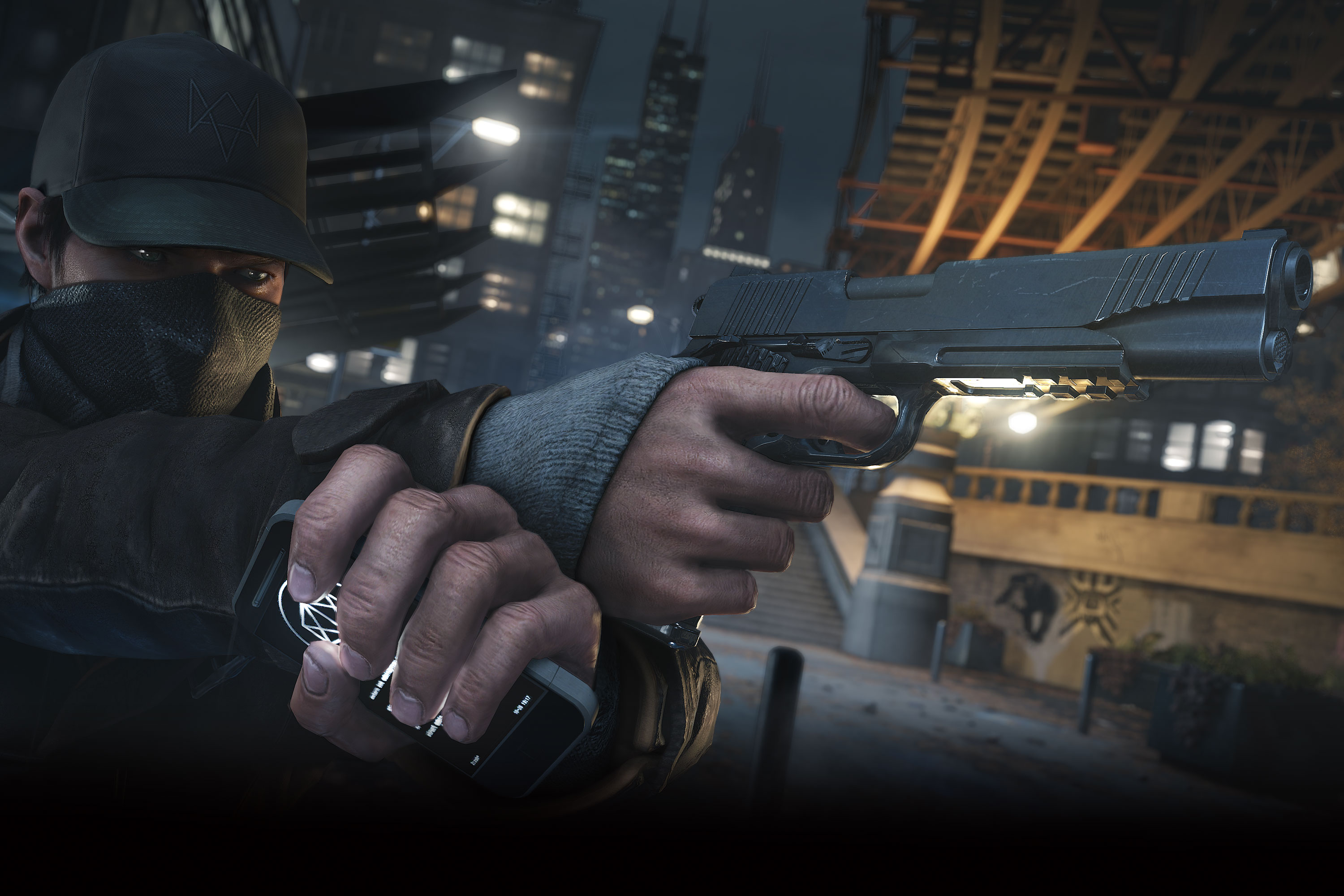 Watch Dogs Teaser Trailer Released