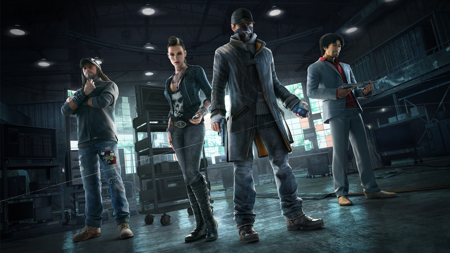 Watch Dogs Character Trailer