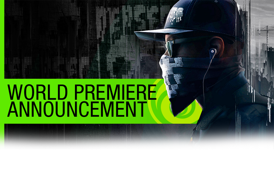 Watch_Dogs 2 E3 2016 Announcement Trailer
