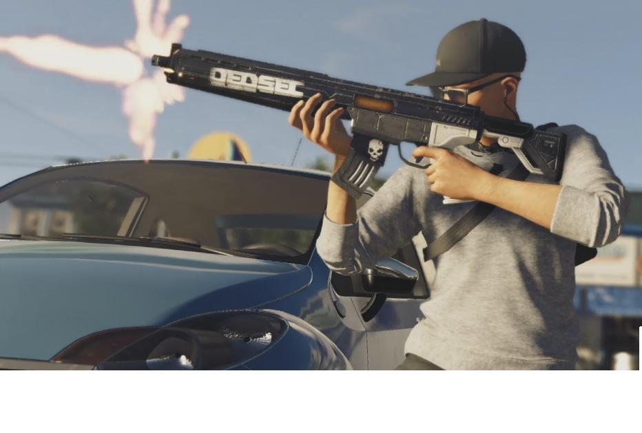 Online Multiplayer (Co-Op & PVP) - GamesCom 2016