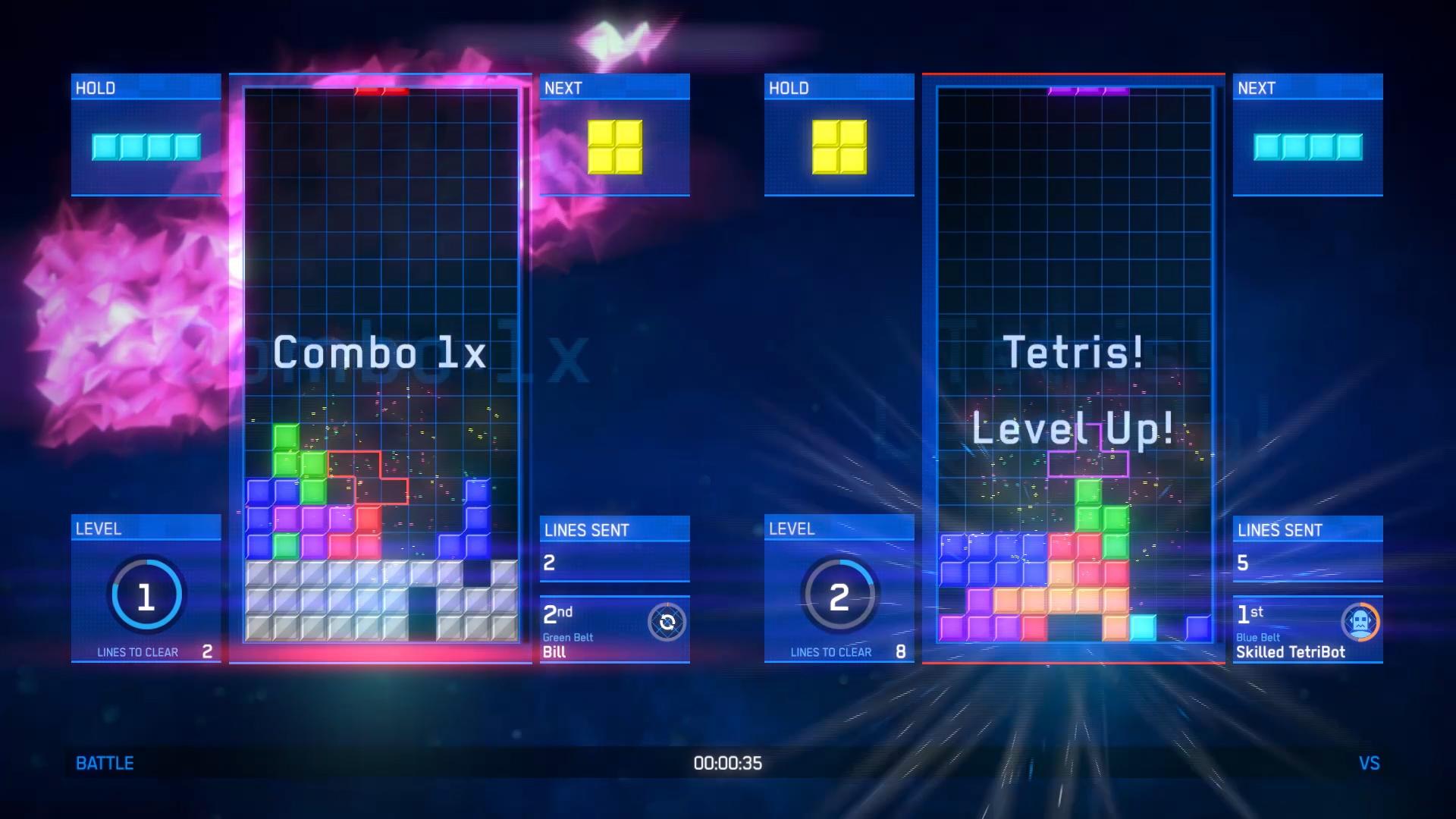 Tetris Ultimate Screenshot Screenshot
